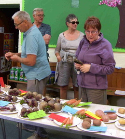 Picture ashfordf allotment society summer show 2014